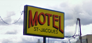 Logo Motel St-Jacques