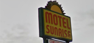 Logo Motel Sunrise